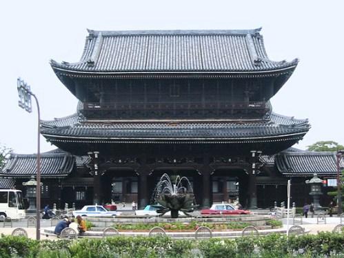 higashi_honganji_gate