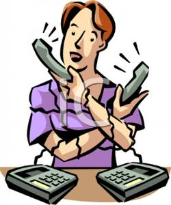 a_frustrated_secretary_trying_to_answer_multiple_phones_royalty_free_clipart_picture_110517-139598-514053