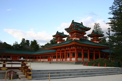 kyoto-imperial-palace-japan