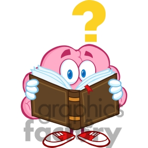 1424205-5840_royalty_free_clip_art_surprised_brain_cartoon_character_reading_a_book_with_question_mark