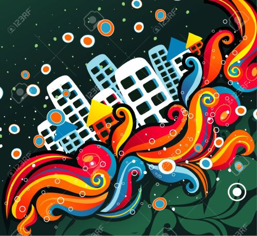 11664576-imagination-city-vector-illustration-stock-vector