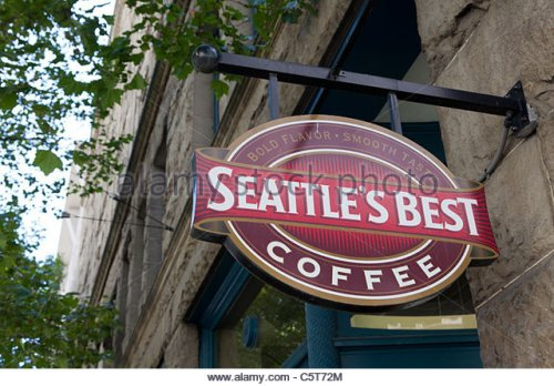 sign-for-seattles-best-coffee-in-seattle-washington-usa-c5t72m