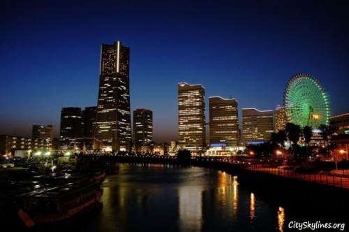 yokohama-japan-night-1-skyline