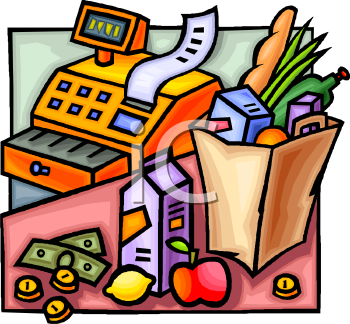 grocery-clipart-0511-1004-0516-0949_groceries_on_the_counter_of_a_check_out_stand_in_the_supermarket_clipart_image