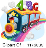 1176833-cartoon-of-an-abc-alphabet-train-on-a-rainbow-royalty-free-vector-clipart