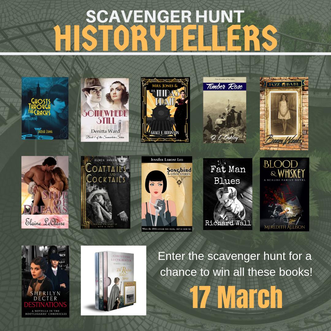 Historytellers - The Novels Bundle