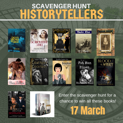 Historytellers - The Novels Bundle