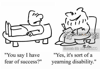 """""""Yes, it's sort of a yearning disability."""""""