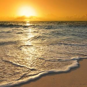 morning-seashore